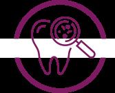 Zahnärzte Datteln - Moderne Zahnheilkunde - Icon Weiss